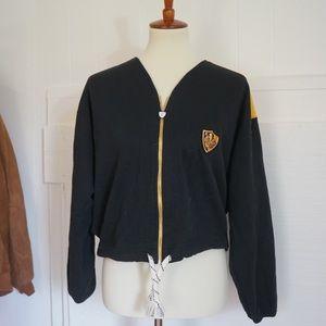 Vintage Espirit Crop sweatshirts small